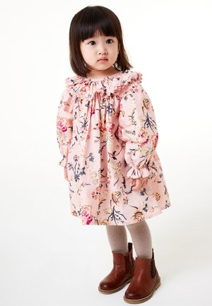 2 SET - Sukienka letnia - pink