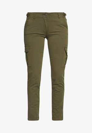MARIN - Trousers - green way