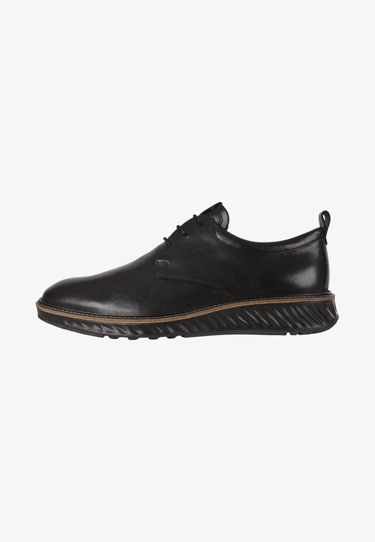 ECCO - ST.1 HYBRID - Volnočasové šněrovací boty - black