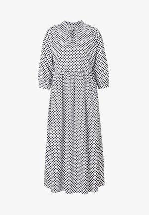Maxi dress - pure white