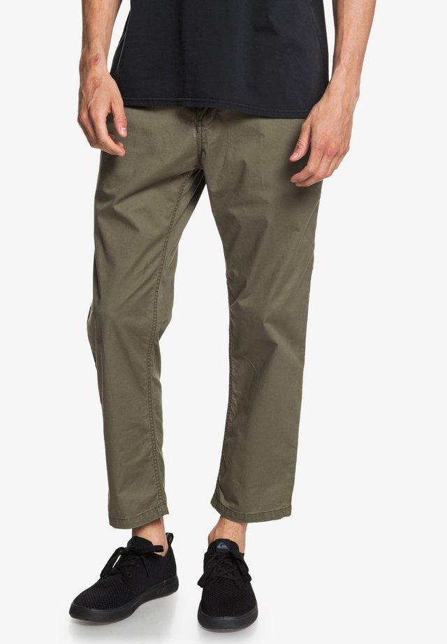FATIGUE - Trousers - kalamata