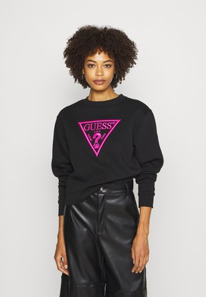 TRIANGLE - Sweatshirt - jet black