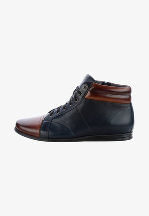 FERLA - Casual lace-ups - dark blue