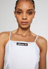Ellesse - FLERES - Vestido de tubo - silver - 6