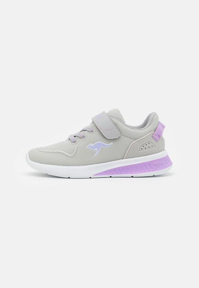 BARE  - Sneakers laag - vapor grey/lavender