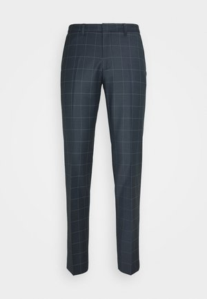 FOOT - Suit trousers - light blue