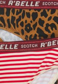 Scotch & Soda - BRIEFS 2 PACK - Briefs - white - 3