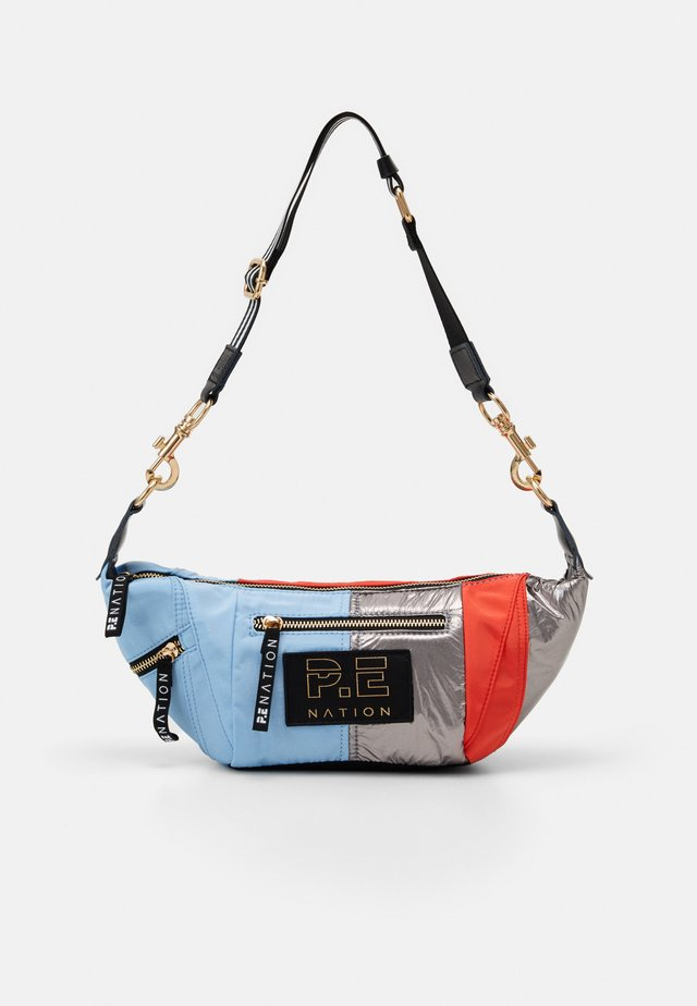 POINT RACE CROSS BODY BAG - Borsa a tracolla - multi