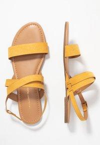 Dorothy Perkins - FABIA - Sandaler - yellow - 3