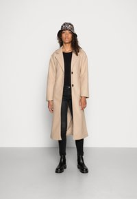 ONLY - ONLEMMA - Trenchcoat - humus - 1