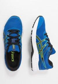 ASICS - CONTEND 6 - Zapatillas de running neutras - tuna blue/black - 0