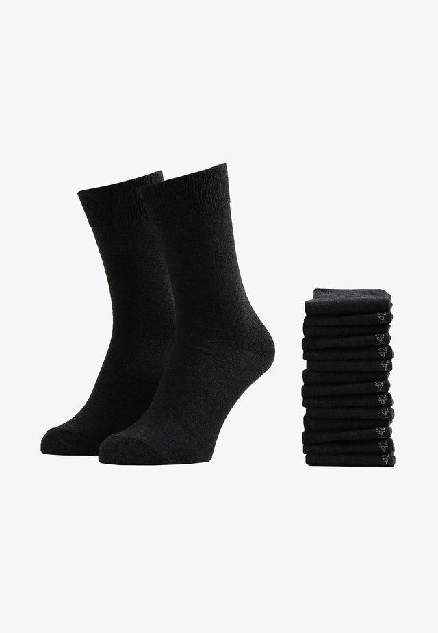 15 PACK - Sokken - anthrazit