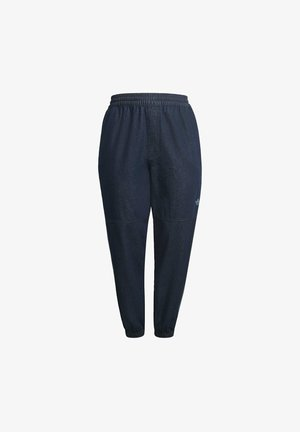 DENIM TRACKPANT - Pantalon de survêtement - blue