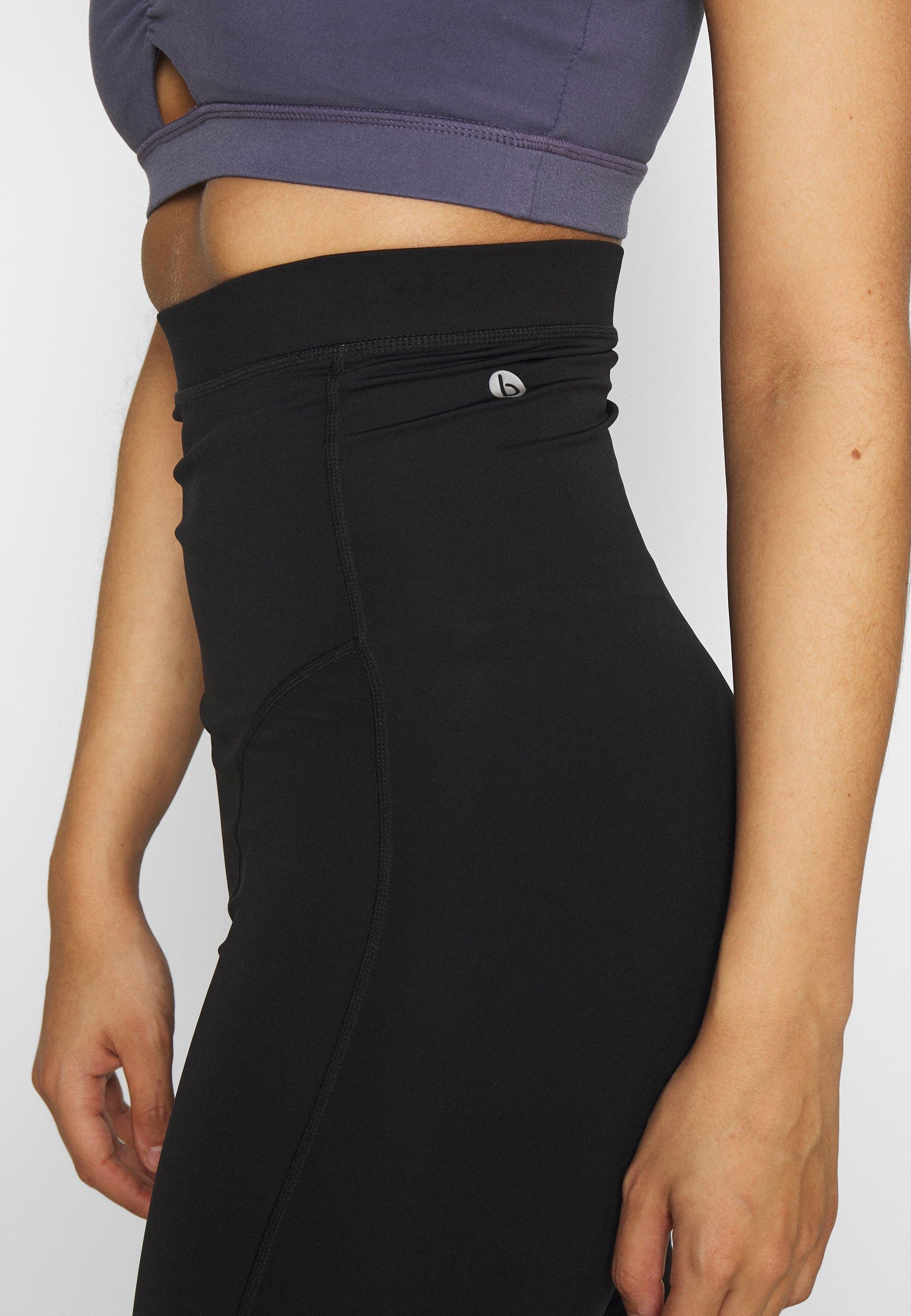 Cotton On Body POSTNATAL COMPRESSION SHORT - Leggings - black Of8NL