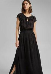Esprit - Maxi dress - black - 4