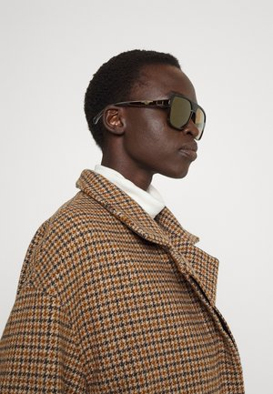SEBEL - Classic coat - noisette/caramel