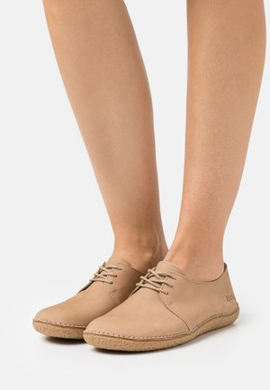 HOLSTER - Casual lace-ups - beige