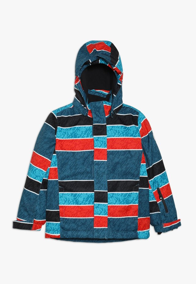 DARTWIN PADDED JACKET - Ski jas - pirate blue