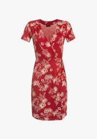 Vive Maria - HAWAII HULA  - Day dress - rot allover - 6