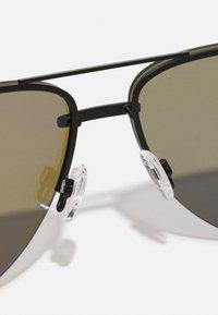 QUAY AUSTRALIA - THE PLAYA - Sunglasses - black/cobalt - 2