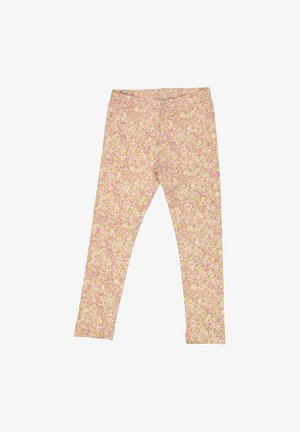 Leggings - bees and flowers