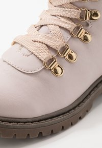 Friboo - Šněrovací kotníkové boty - lilac - 2