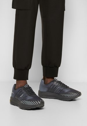 SIERRA - Sneakers laag - black