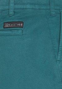 Kaotiko - PANT HABANA - Kalhoty - jade - 3