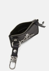 Vivienne Westwood - BETTY CARD HOLDER PURSE - Key holder - black - 2