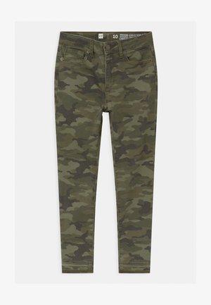 GIRL - Jeans Skinny Fit - khaki