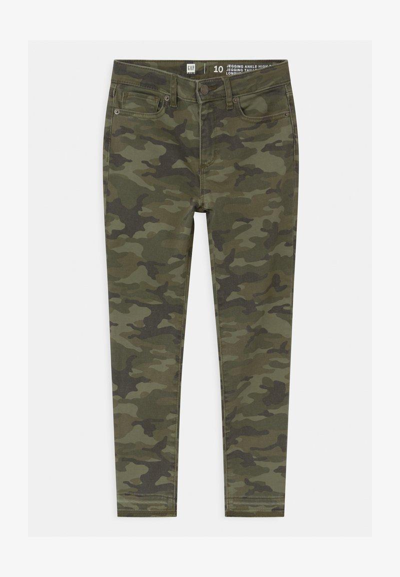 GAP - GIRL - Jeans Skinny Fit - khaki