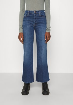 THE TOMCAT ROLLER - Flared Jeans - nature touch base