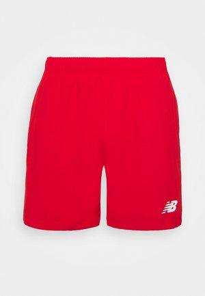 RUNNING SHORT - Sports shorts - red
