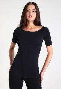 Modström - TANSY  - Basic T-shirt - black - 0