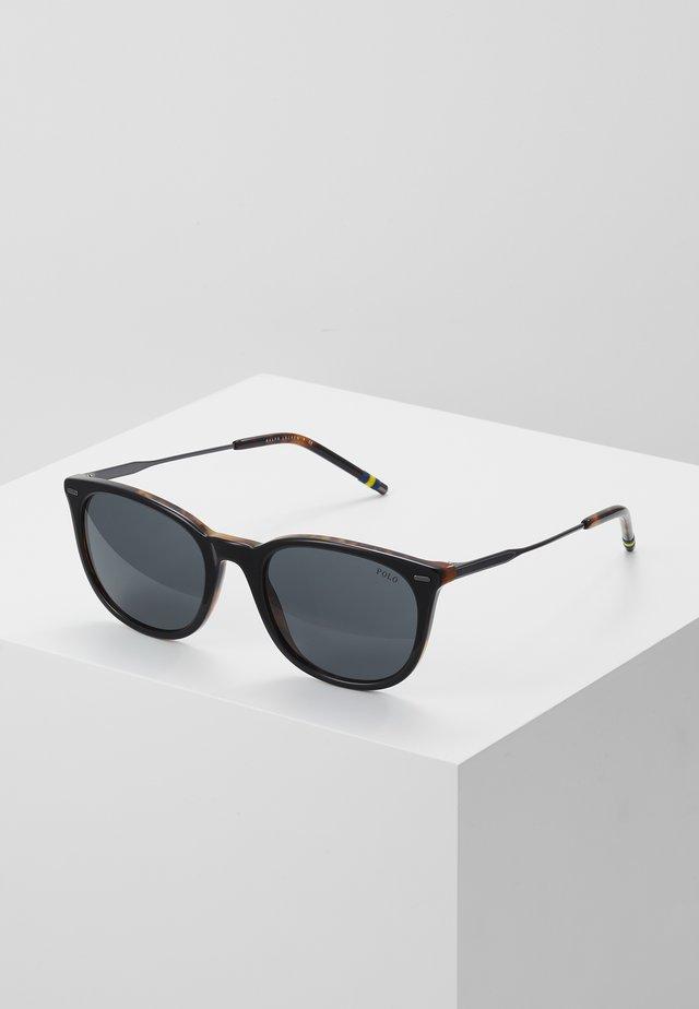 Sonnenbrille - top black on jerry tortoise