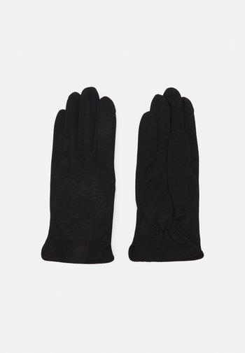 SHOPPING TOUCH GLOVE - Hansker - black