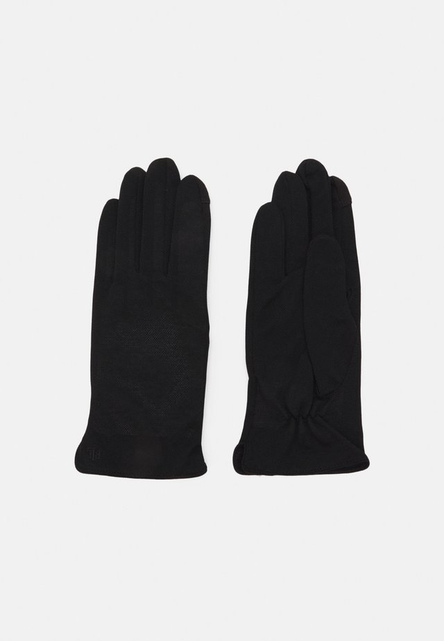 SHOPPING TOUCH GLOVE - Sormikkaat - black