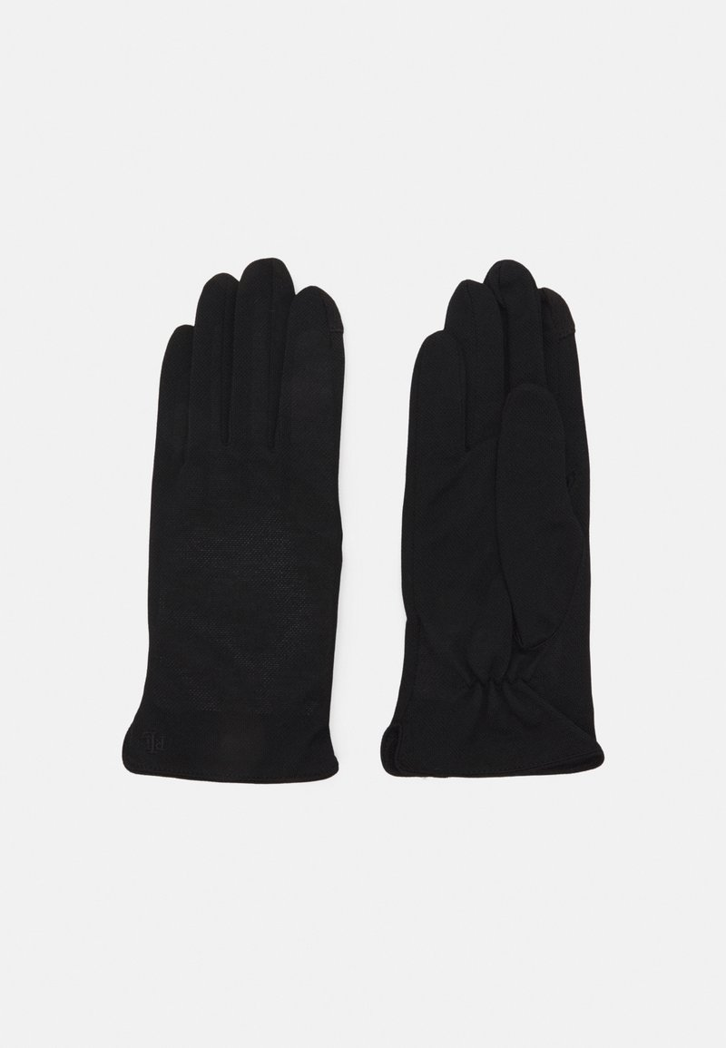 Lauren Ralph Lauren - SHOPPING TOUCH GLOVE - Gloves - black