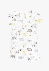 Next - 3 PACK GOTS ORGANIC COTTON ANIMAL ROMPERS - Jumpsuit - white - 1