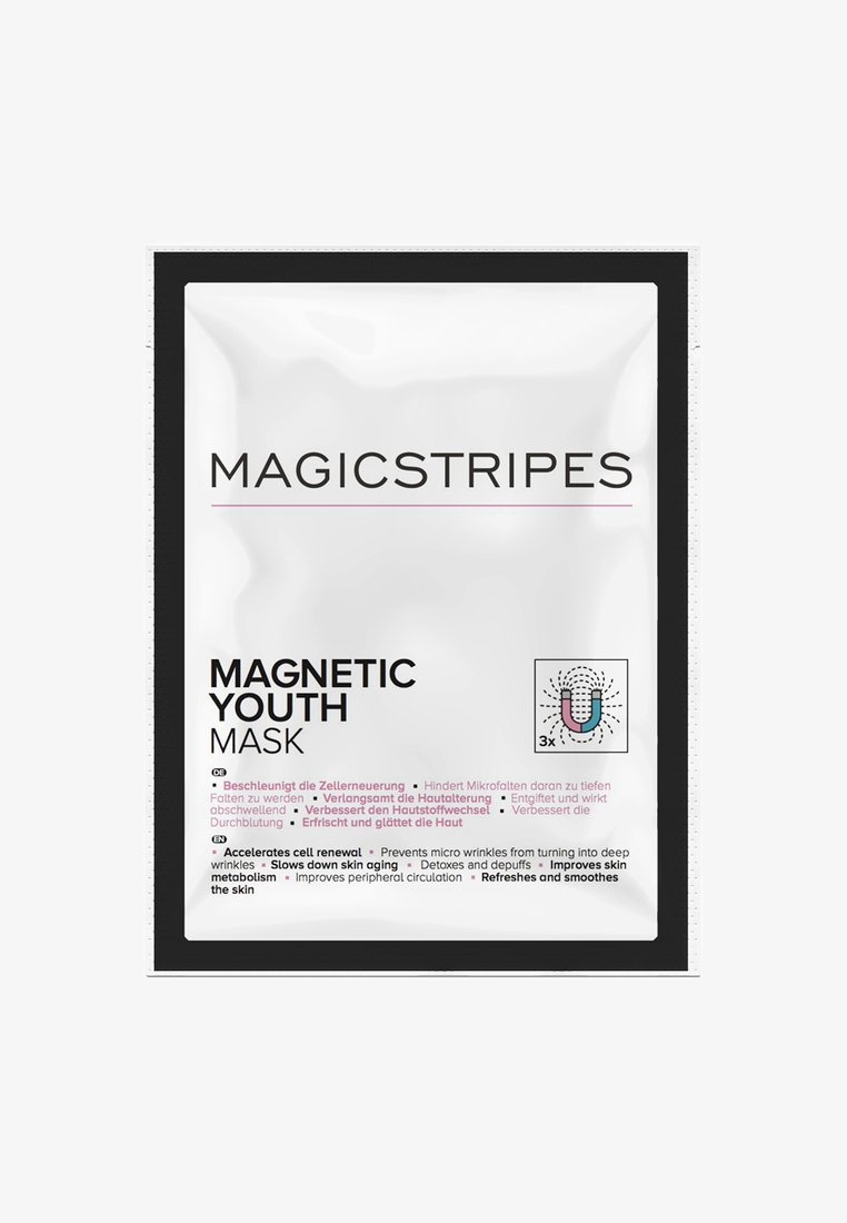 Magicstripes - MAGNETIC YOUTH MASK - Masque visage - neutral
