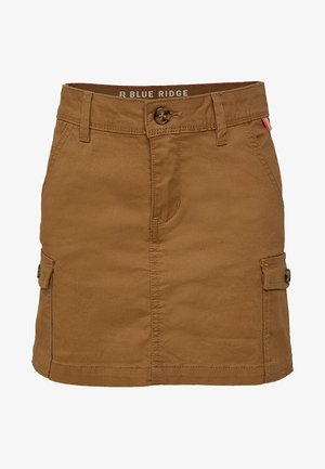 Jupe en jean - brown