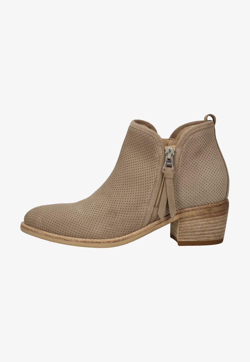 NeroGiardini - Ankle boots - beige