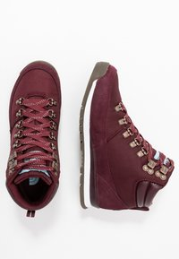 The North Face - REDUX - Hikingschuh - deep garnet red/stratosphere blue - 1