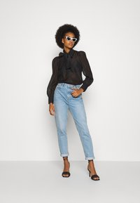 Vero Moda - VMBRIANA - Button-down blouse - black - 1