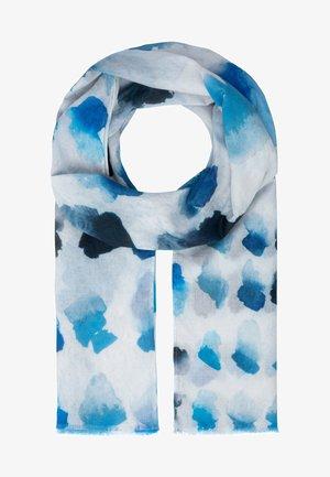 MIT DIGITALPRINT - Sjaal - blau-multicolor