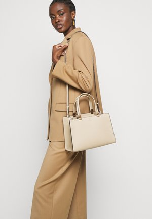 BECKYBORSA TOTE - Handbag - sabbia