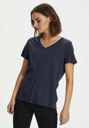 NAIA - Basic T-shirt - royal navy blue