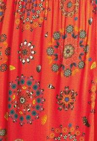 Desigual - SANTORIN - Day dress - red - 2