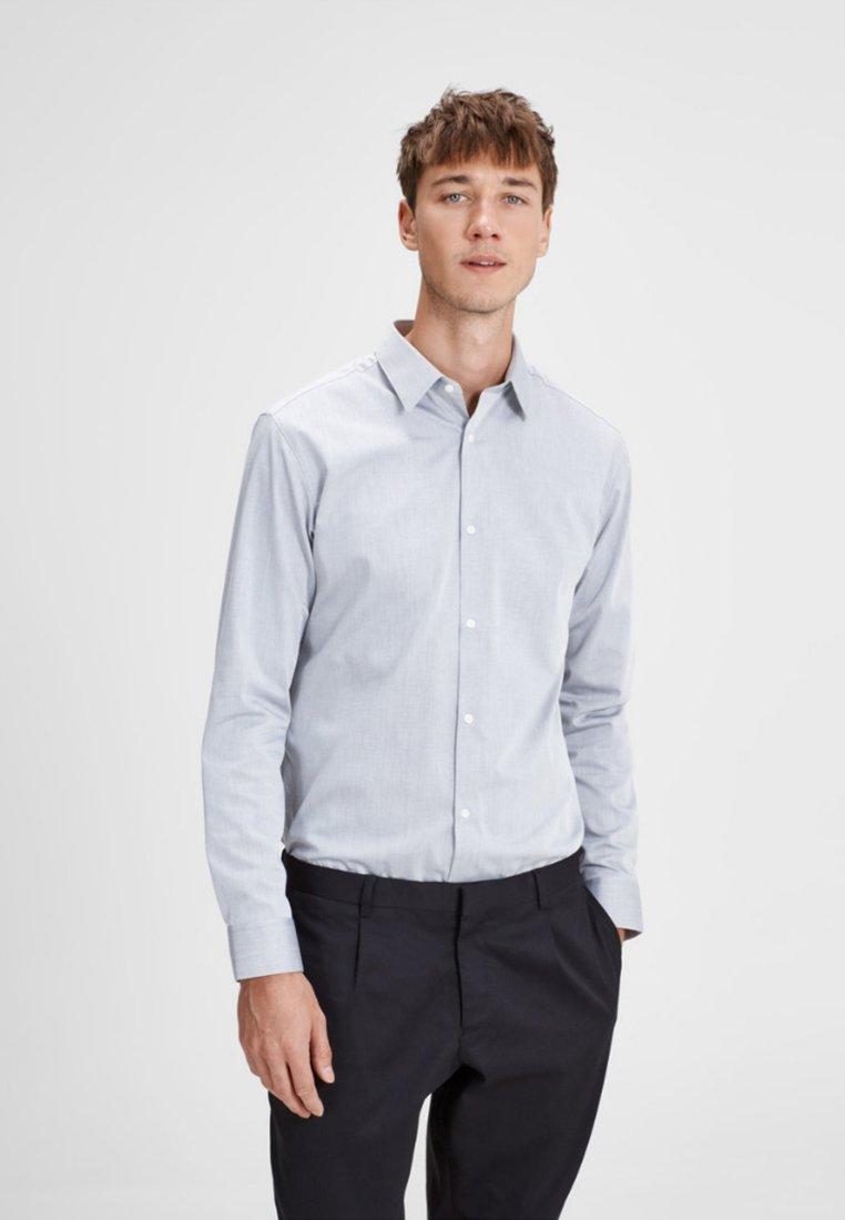 Jack & Jones PREMIUM - Shirt - grey melange