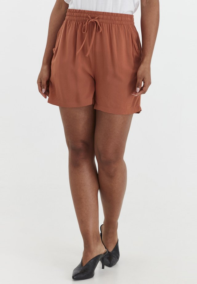 BYMMJOELLA  - Shorts - etruscan red